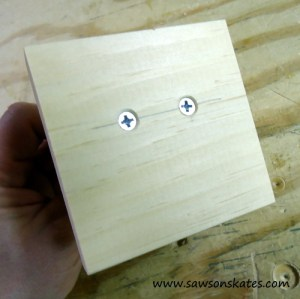 Workshop Words – Pre-drill and Countersink