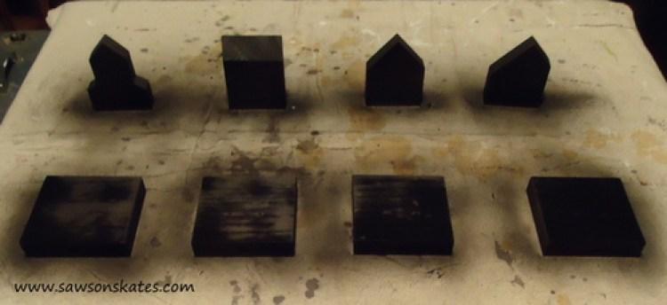 stocking holders black
