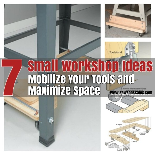 7 ideas to mobilize your tools
