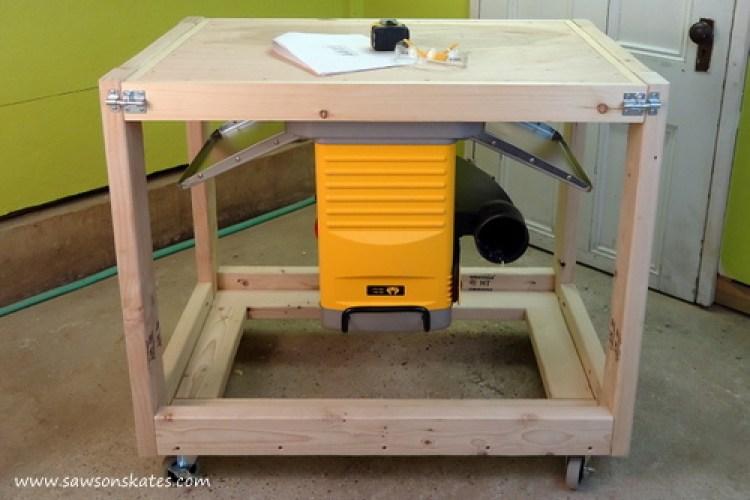 cart workbench 4x6