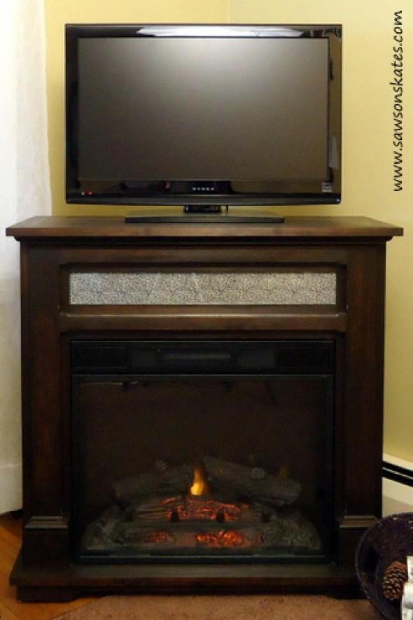 diy electric fireplace mantel. Black Bedroom Furniture Sets. Home Design Ideas