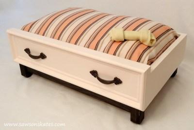 dog bed drawer 1