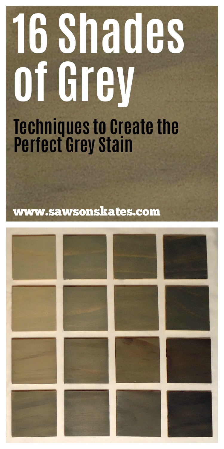 16 shades of grey techniques to create the perfect grey stain