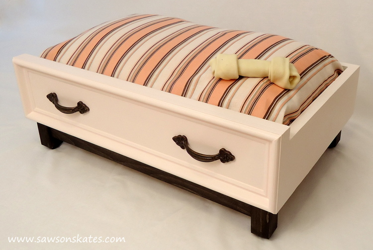 diy dog bed 1