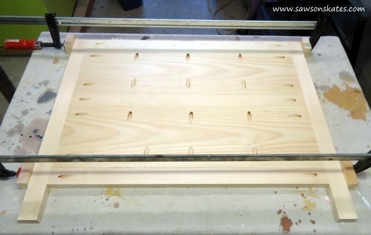 plywood dresser diy air conditioner dresser