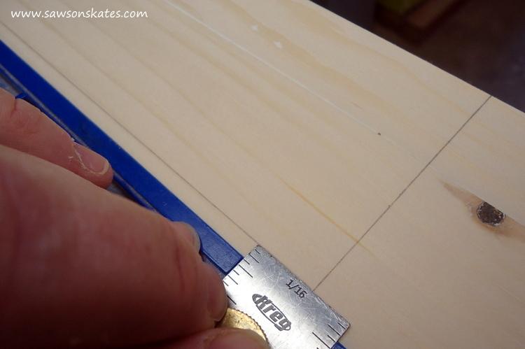 DIY Corner Cabinet - install the side moulding 3