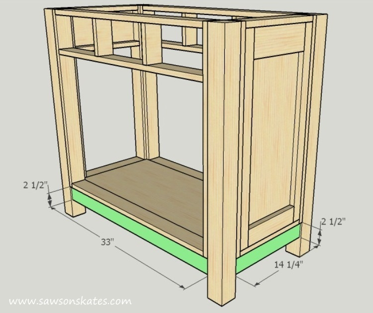 diy-kitty-litter-cabinet-front-and-side