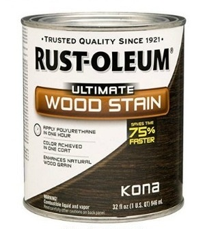Rust-Oleum Ultimate Wood Stain - 48 Most Wanted Tools and Products Gift Guide for the DIYer - sawsonskates.com