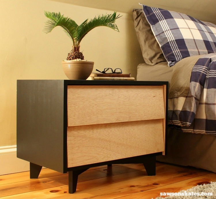 Add Some Mid Century Modern Style Ideas To Your Bedroom With These Easy To  Build