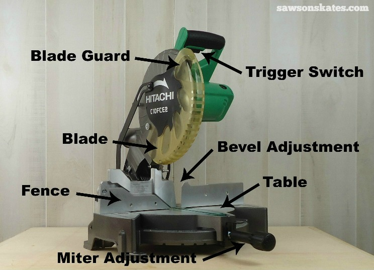 Rookies Guide to Building DIY Furniture - Tune Up Your Miter Saw for Perfect Cuts