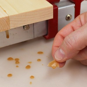 Silicone Workbench Mat Protects Against Glue Spills
