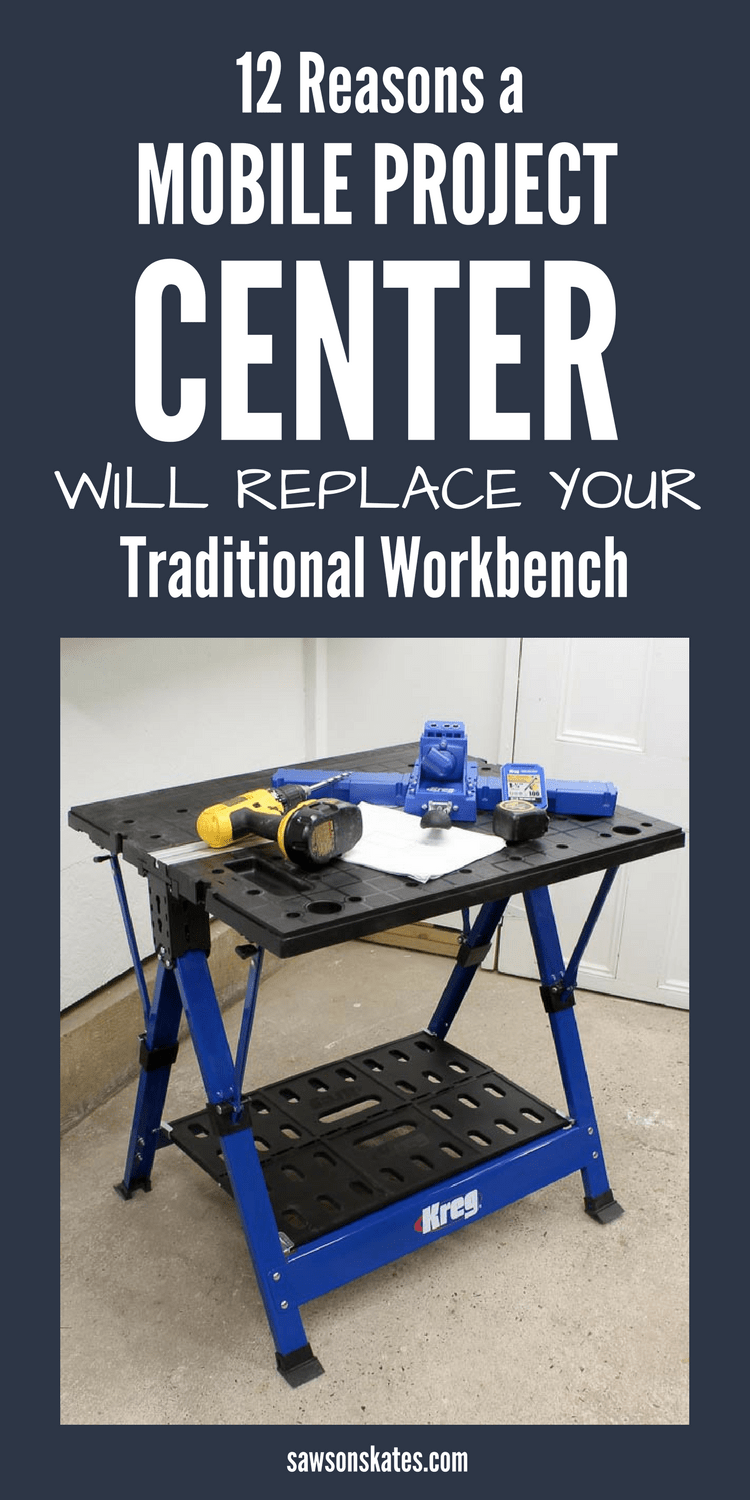 Why a mobile project center will replace your traditional workbench unsure if you should buy or diy a workbench using plans solutioingenieria Image collections