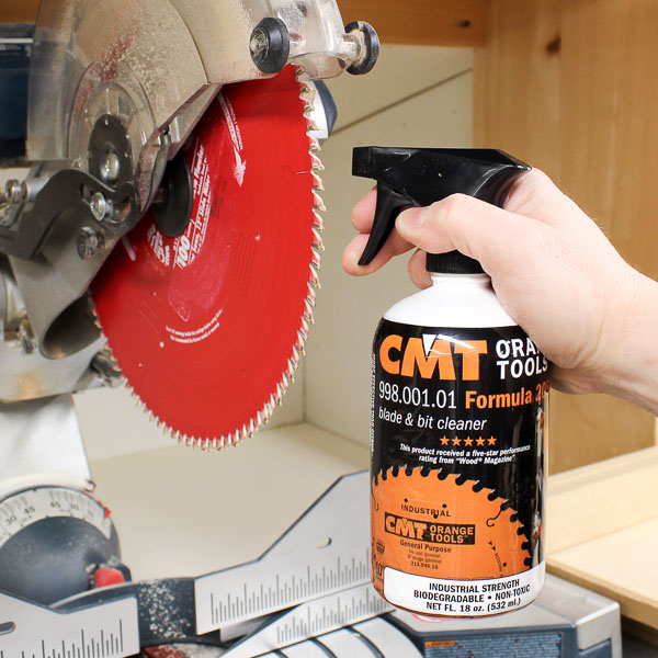How to Clean Saw Blades
