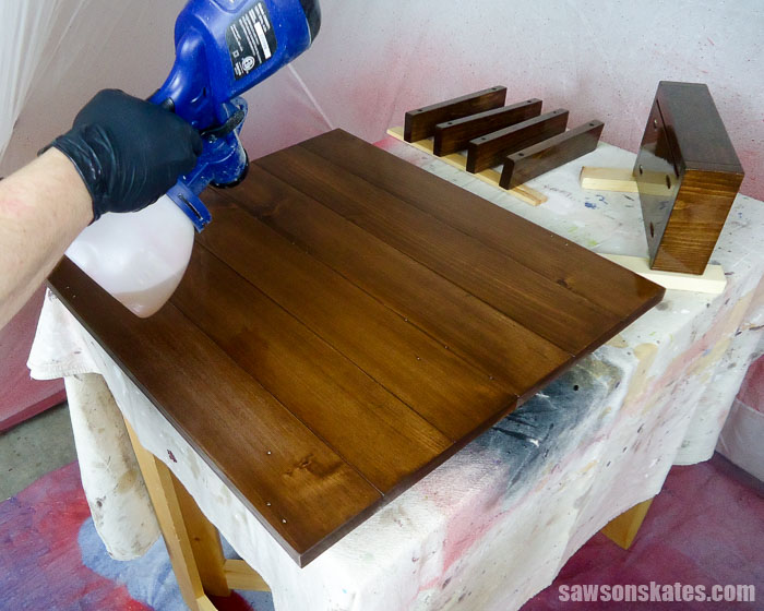 Furniture finishing can be difficult. Avoiding these mistakes and following these simple steps will ensure a flawless finish for your DIY project.