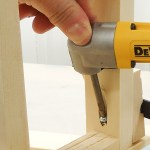 Right Angle Drill for Tight Spaces Fits Into Hard-to-Reach Areas