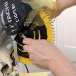 How to Change Blade on Miter Saw in 3 Easy Steps