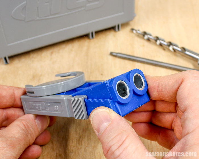 The Kreg R3 is the best pocket hole jig for beginners. It's simple to use, affordable and includes most everything needed to make repairs and build DIY furniture.
