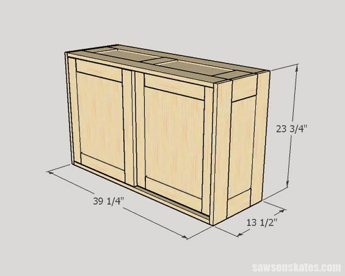 Diy Tool Storage Cabinets Free Plans Install Video