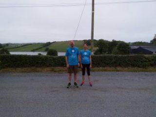 Gavin & Linda in Monaghan, Ireland