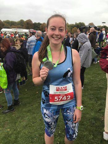 Half Marathon Success & a new park run PB