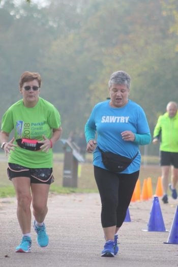 Parkrun and more PBs!