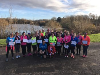 20 First Timers & 6 PBs at parkrun
