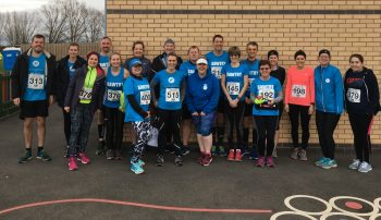 23 Runners, 8 PBs and 4 First time 10kers at Oundle