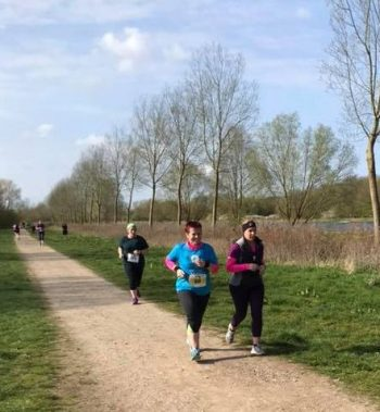 More parkrun & 10K PBs this weekend