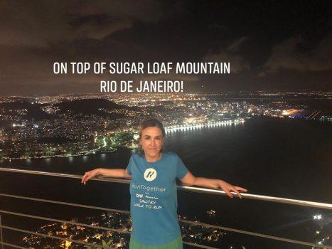 Lorna at Sugar Mountain