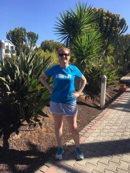 Natasha in Corralejo,Fuerteventura