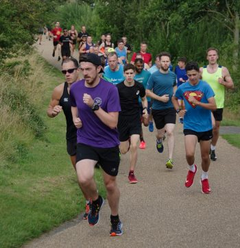 New parkrun PBs!