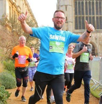The Cambridge Half Marathon