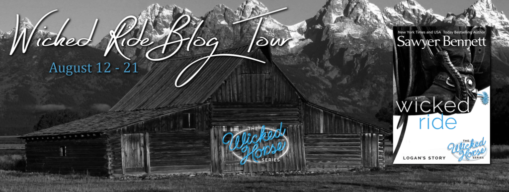 Wicked Ride Blog Tour Banner