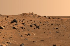 10 Amazing Facts About Mars