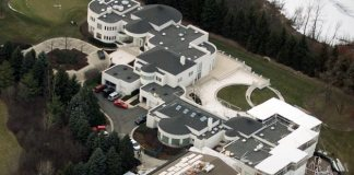 Michael Jordan Lists Suburban Mansion For $29 Million