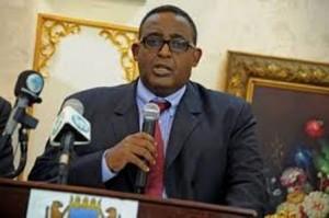 Raysal-Wasaaraha Somalia Oo Gaalkacyo Ka Degay