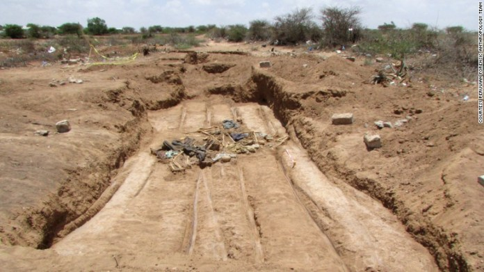 Mass Graves in Somaliland