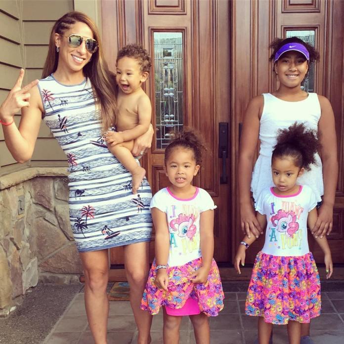 Tania Farah: 'When Mohamed Is Away, I Feel Like A Single Mum'