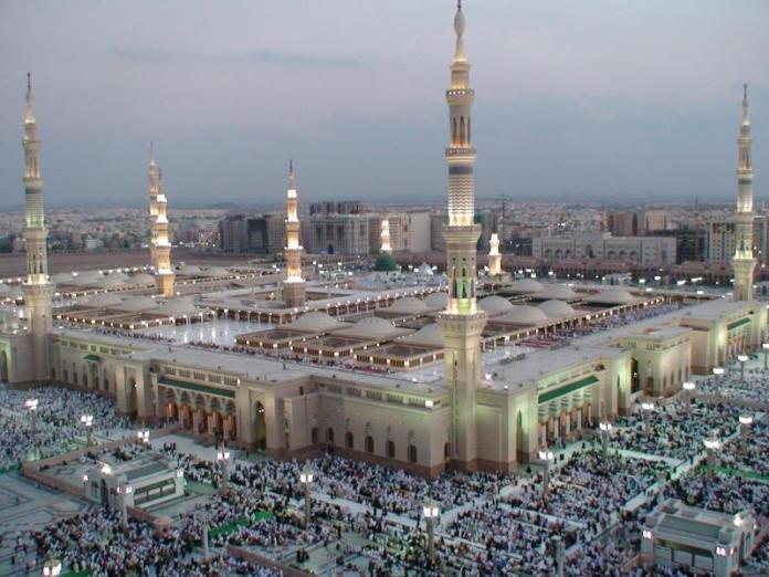 masjidka-nabiga-ee-madinah