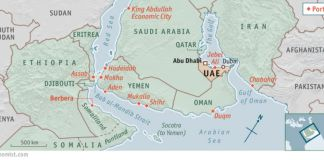 The Gulf Little Sparta The Ambitious United Arab Emirates
