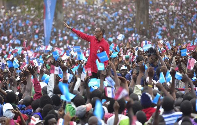 Paul Kagame Rally In Kamonyi District Kigali Today | Saxafi