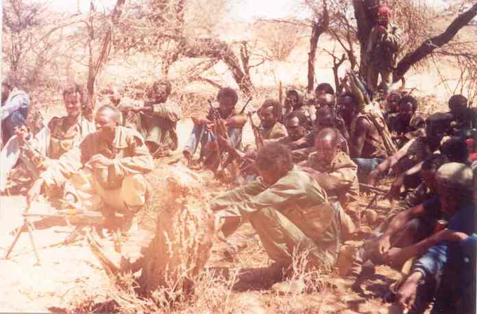 Mujaahidiin Snm Gacma Dheere 3 | Saxafi