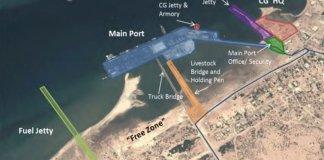 Berbera port free zone
