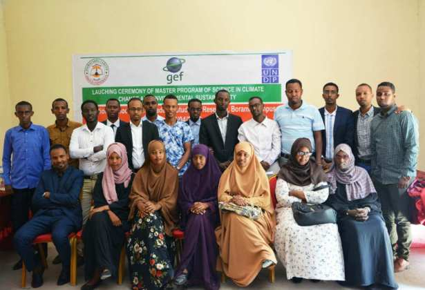 Pioneering Master Programme In Climate Change And Environmental Sustainability Launched; 30 Students Receive Scholarships To Programme