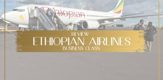 Ethiopian Airlines Business Class Review