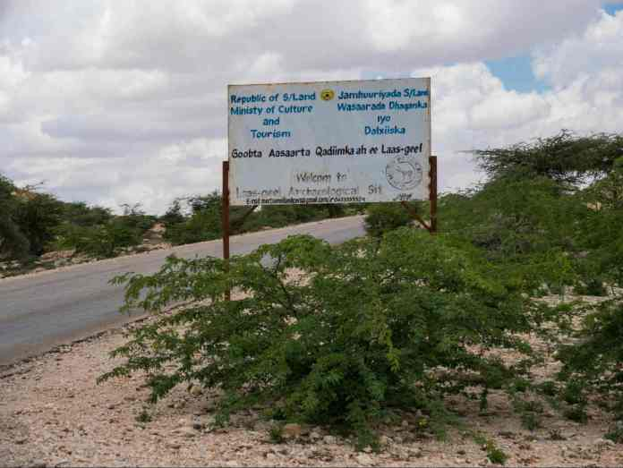 Guide To The Laas Geel Cave Paintings In Somaliland