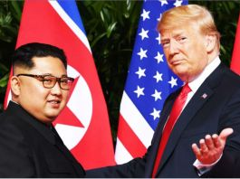 Trump Meets North Korea's Kim Jong Un In Historic Singapore Summit