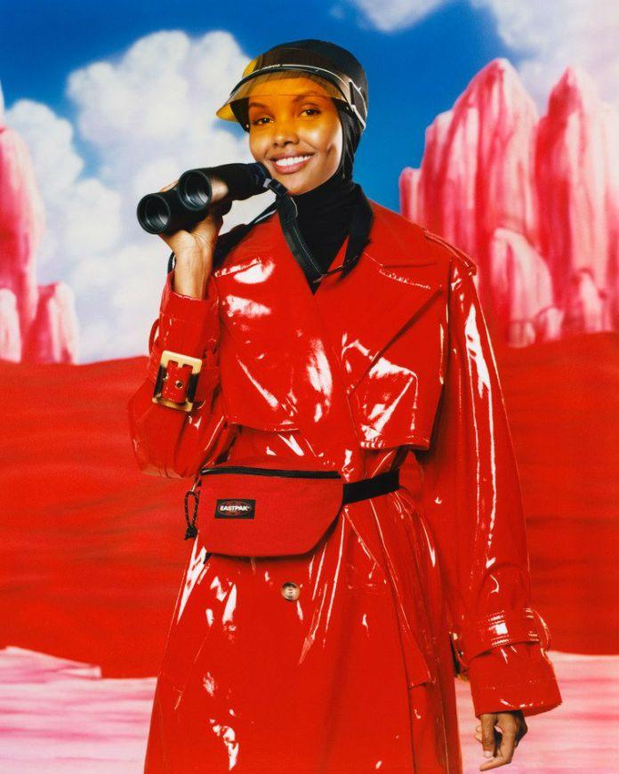 Halima Aden Returns To Kenya For TeenVogue's July Cover Story