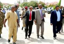 Madaxweyne Ku-Xigeenka Somaliland Oo Furay Wejiga Saddexaad Ee Barnaamijka Maamul-Daadejinta Dawladaha Hoose Ee JPLG