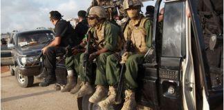 Ku Dhawaad 100 Ka Mid Ah Sirdoonka Somalia